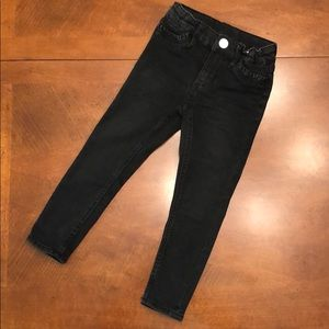 Toddler girl jeans, skinny fit.